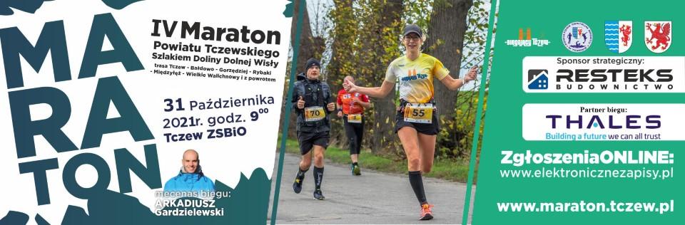 4 Maraton Nadwiślański Szlakiem Dolnej Wisły